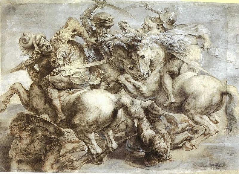 Leonardo da Vinci vs. Michelangelo | The Best Artists