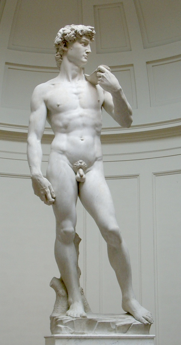 Image result for michelangelo david