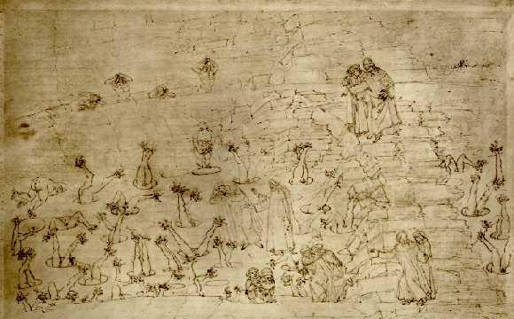 Botticelli's Illustrations | The Best Artists