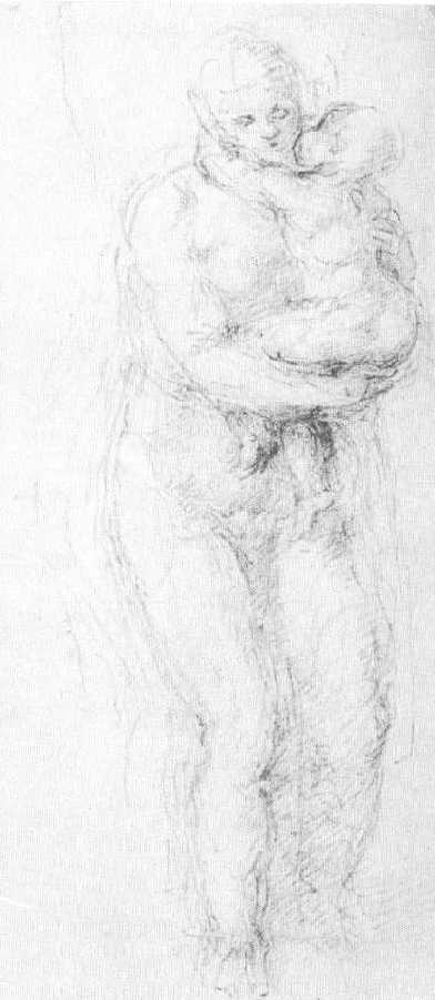 Michelangelo's Last Drawing | The Best Artists