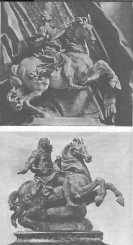 bernini-equestrian-statues
