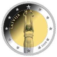 latvia-euro-woman