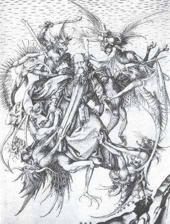 temptation-by-schongauer