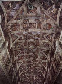 sistine-chapel-before-restoration