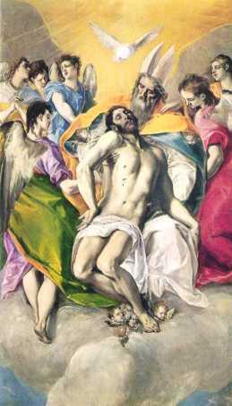 el-greco-holytrinity