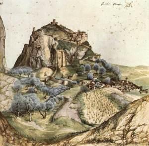durer arco_dürer_1495