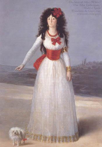 goya duchess alba2