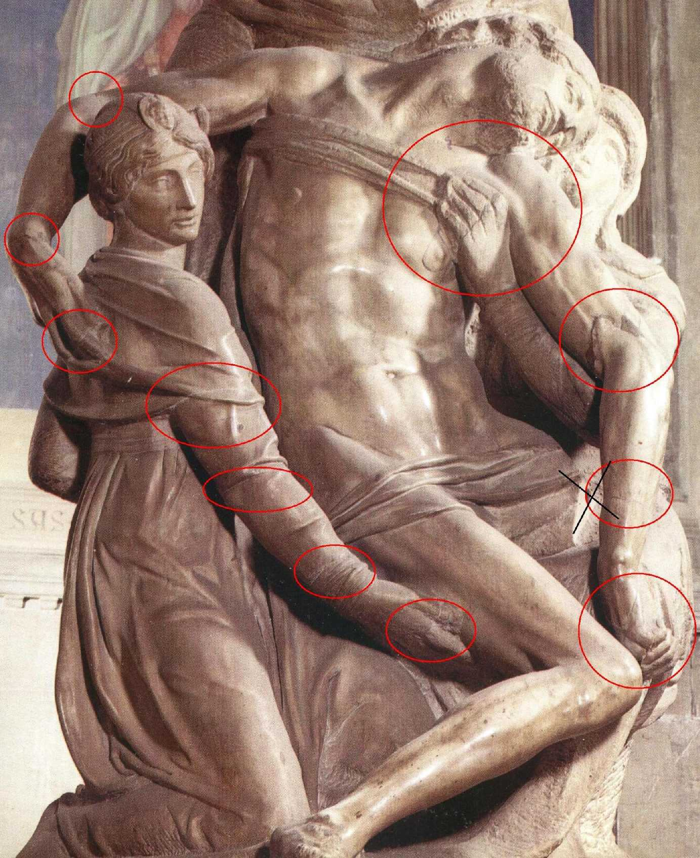 an analysis of the accomplishments of michelangelo The creation of adam » michelangelo buonarroti (italian, 1475-1564) in 1508, pope julius ii (1444-1513) commissioned michelangelo to paint a series of ceiling frescos for the sistine chapel, a project that became one of the artist's most celebrated achievements.