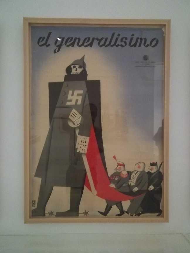Pablo Picasso Spanish Civil War Painting