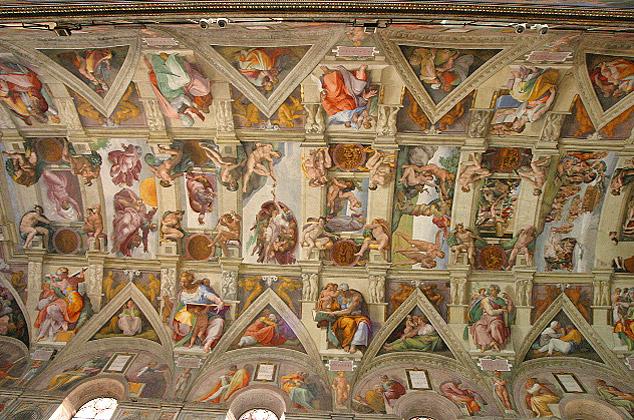 Castello Di Cartone Art Attack : Why michelangelo disliked leonardo da vinci the best artists