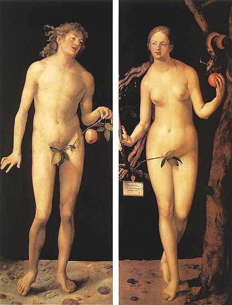 457px-Durer_Adam_and_Eve