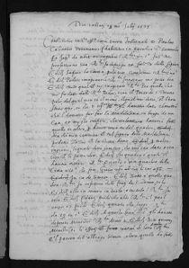 Official transcript of Veronese's trial