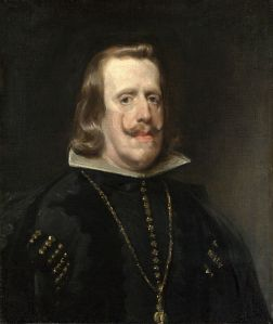Philip IV of Spain by Velazquez