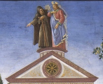 Satan and Christ atop theTemple