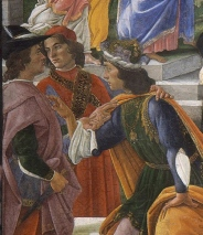Botticelli and Filippino Lippi
